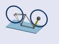 Testrigg elcykelworkshop